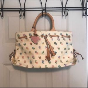 Small Dooney and Bourke bag
